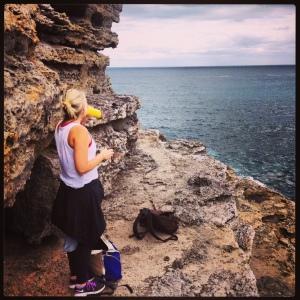 Kel cliffs