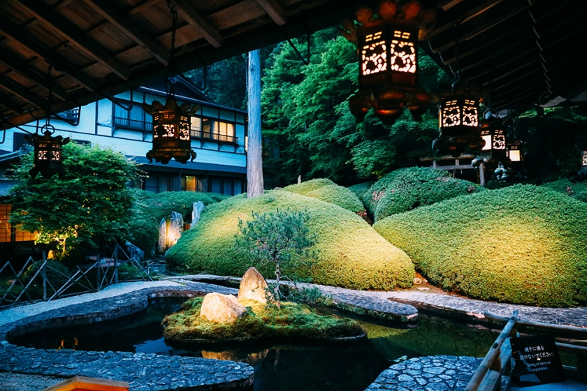2 night garden