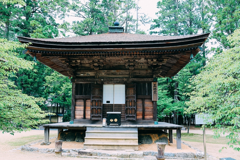 3 wood temple