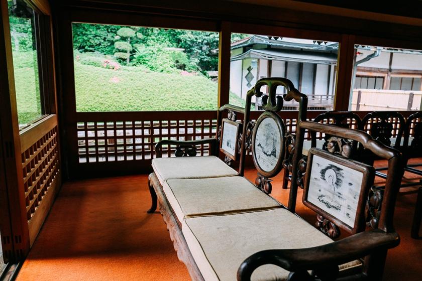 sml garden seat