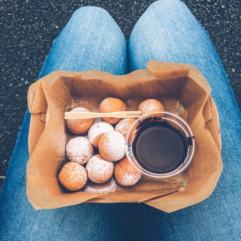 Shimokitazawa mini donuts