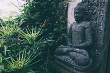 Ibah statue