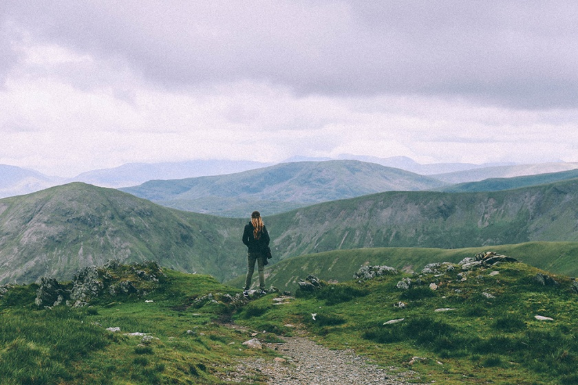 harter fell haweswater vista hike