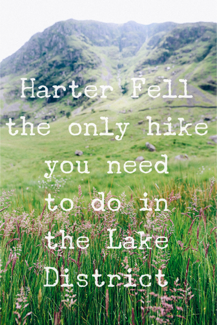 Best Hikes Lake District Harter Fell Haweswater Places to visit England