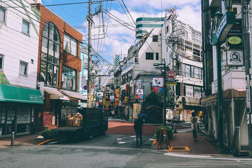 Shimokitazawa street