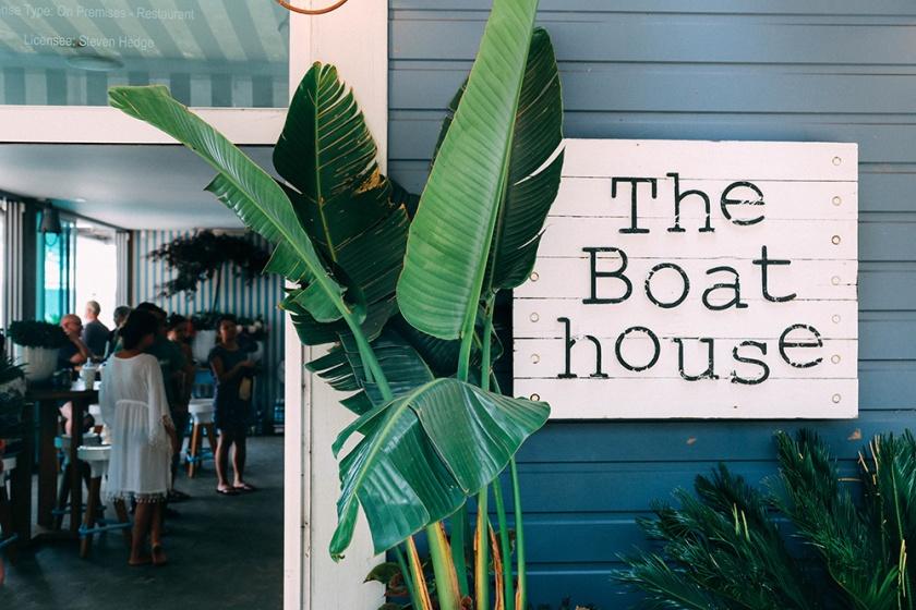 boathouse Balmoral Beach Cafe