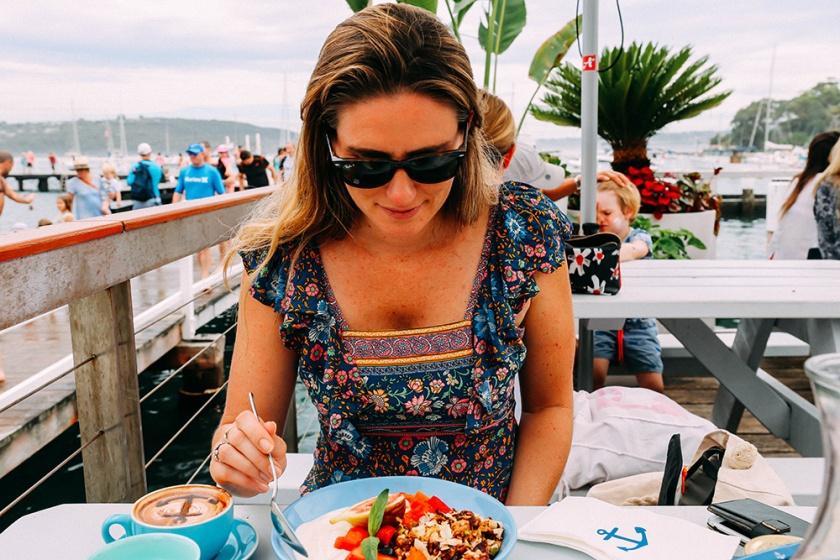 boathouse Balmoral beach Katie mayor