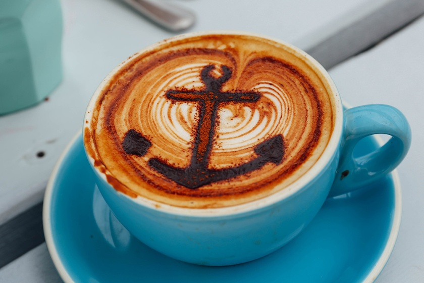 boathouse Balmoral beach anchor coffee
