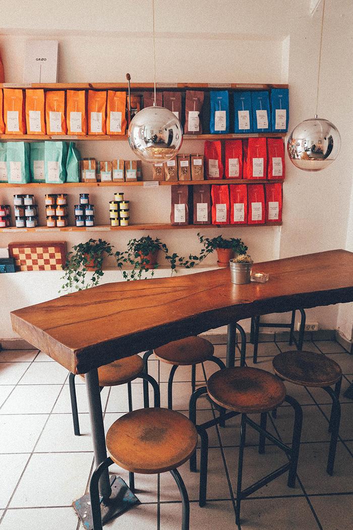 Grod best hipster cafe Norrebro Copenhagen
