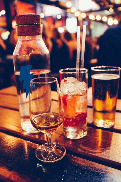 Canberra Akiba Restaurant Civic Japanese drinks