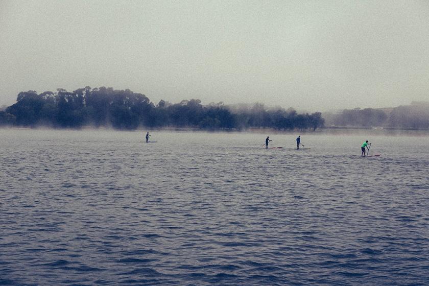 Canberra Balloon Spectacular 2017 misty morning