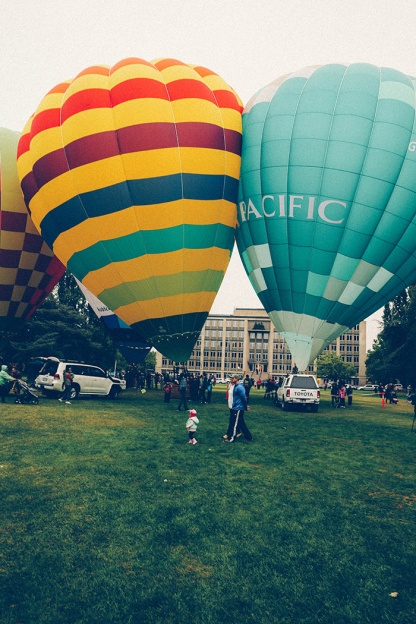 Canberra Balloon Spectacular 2017