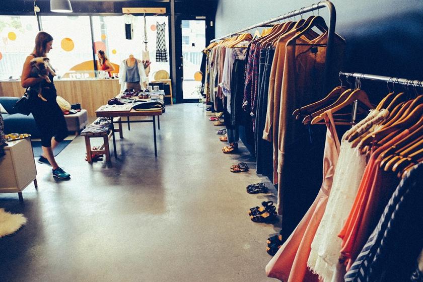 Canberra Braddon Lonsdale Street shopping 3