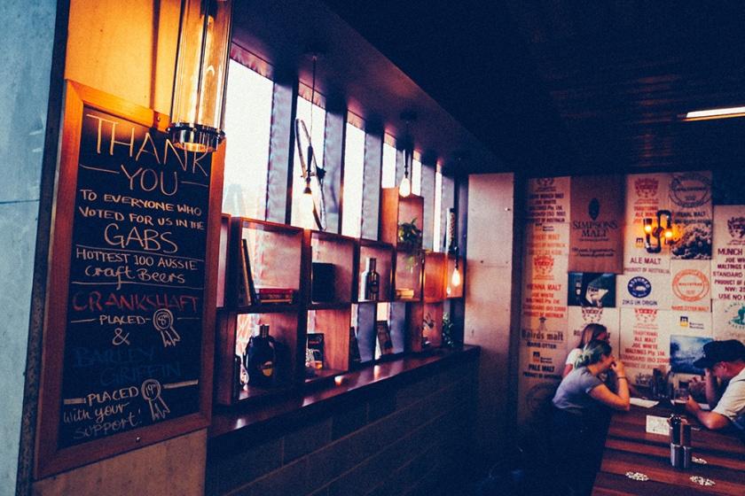 Canberra Brenspoke Brewery Braddon 3