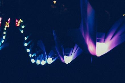 Canberra Enlighten Festival lights