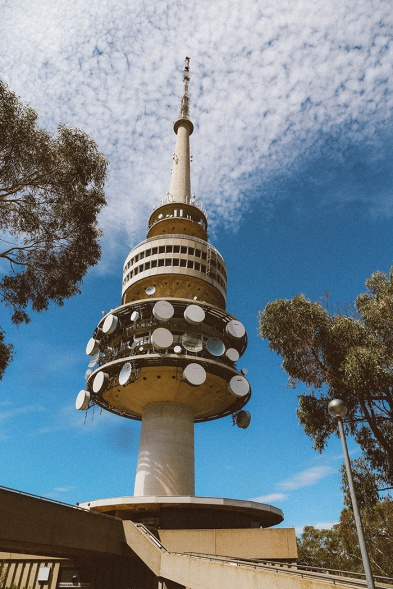 Canberra Telstra Tower Black Mountain 3