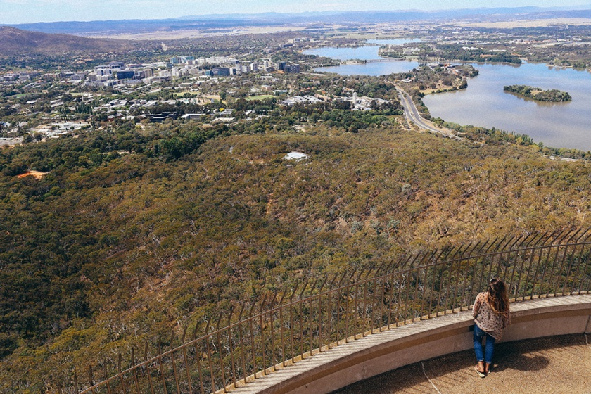 Canberra Telstra Tower Black Mountain Katie Mayor 2