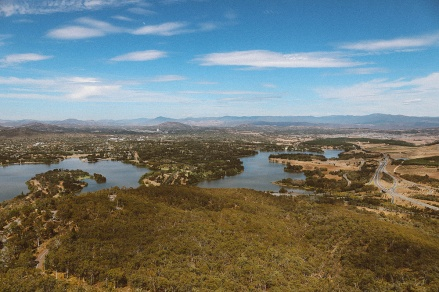Canberra Telstra Tower Black Mountain view 2