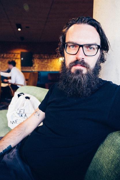 Hotel Hotel Canberra Monster restaurant Phillip Marsden artist