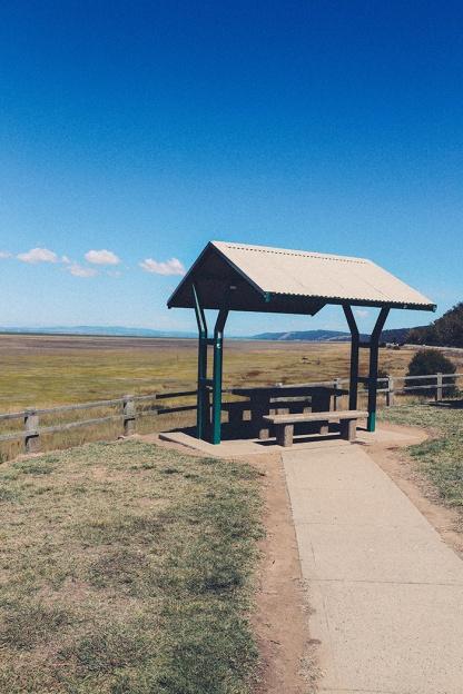 Lake George Canberra_