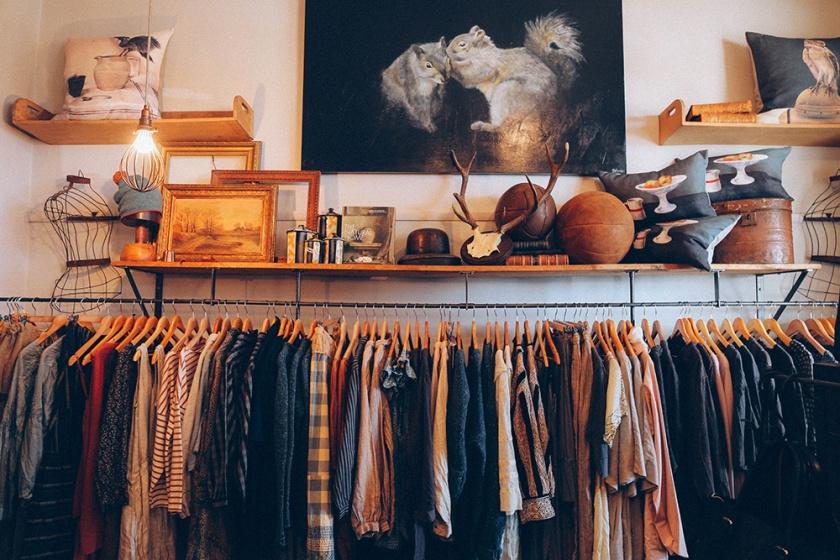 Daylesford shopping manteau noir