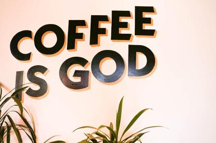 Daylesford Vincent Street Larder Cafe Coffee is God