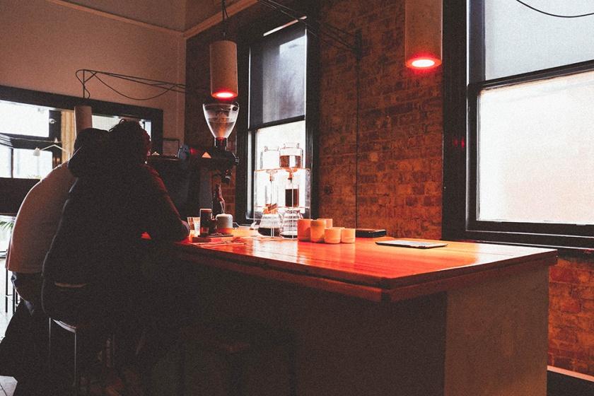 Daylesford Vincent Street Larder Cafe Coffee