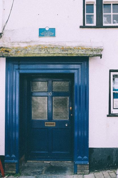 Jane Austen House Persuasion Lyme Regis_
