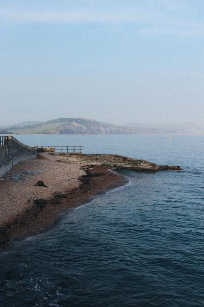 Lyme Regis beach 2