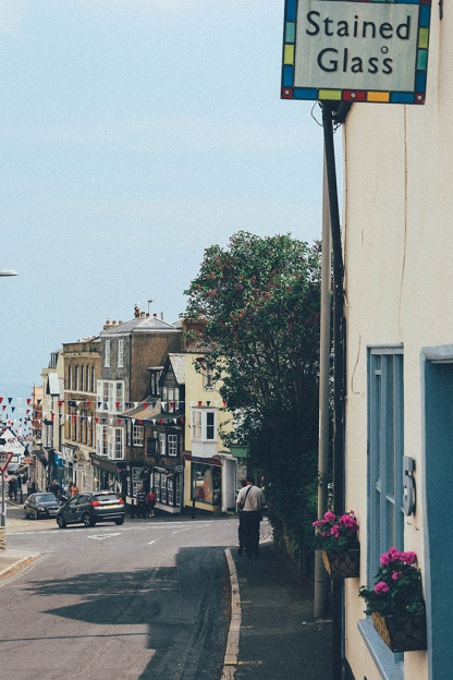 Lyme Regis Broad Street 2