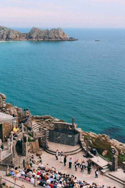 Minack Theatre Cornwall Penzance As You Like It 2