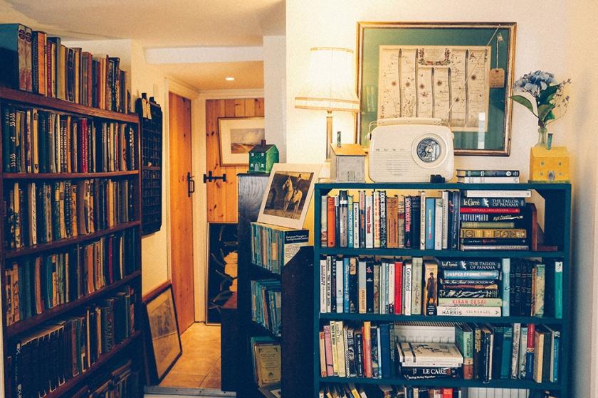 Penzance Cornwall bookshop