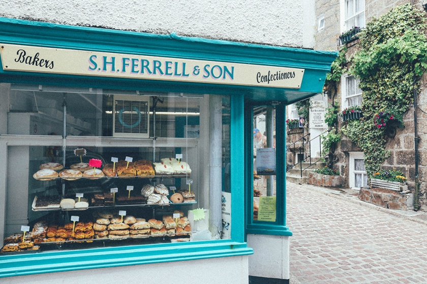 St Ives Cornwall English Coast Confectioners