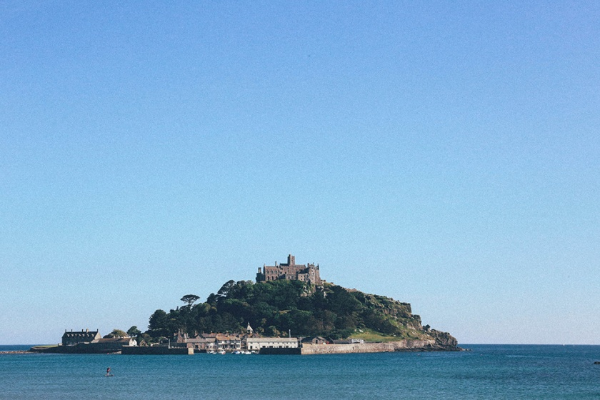 St Michaels Mount Penzance England blog