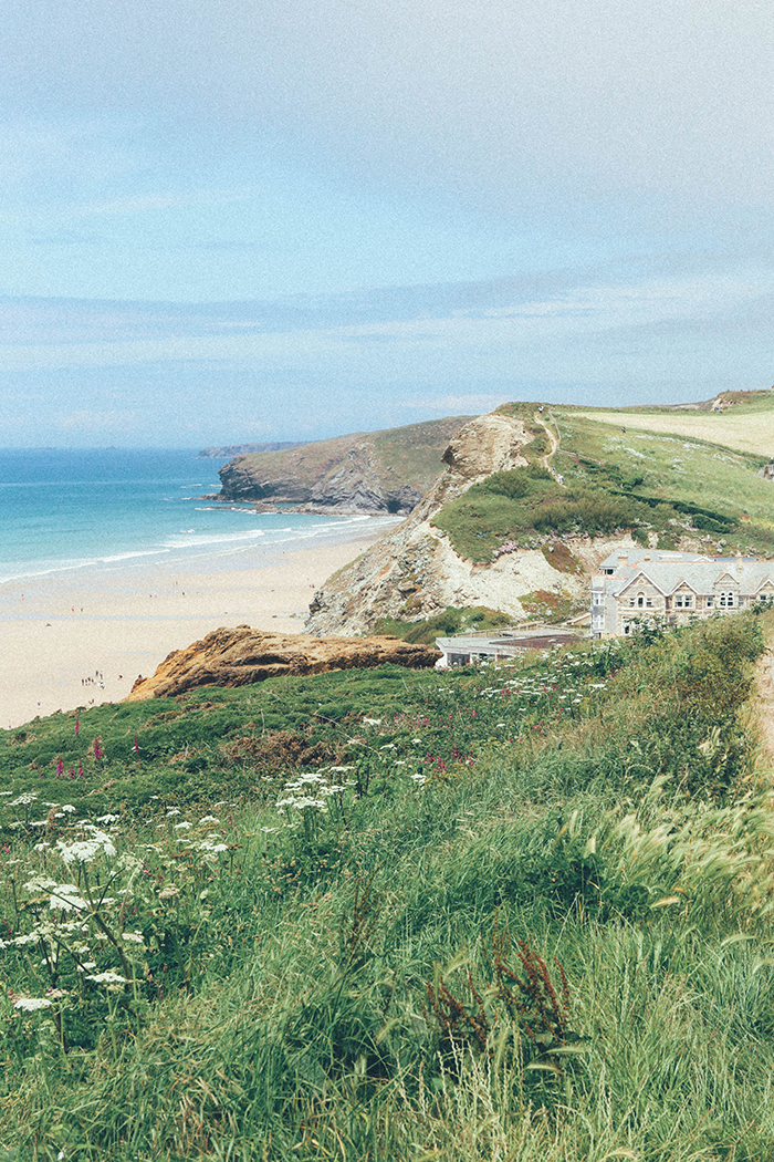 Newquay Watergate Bay Hotel Cornwall England