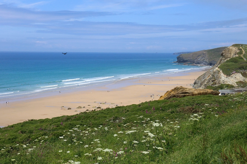 Watergate Bay Cornwall Newquay