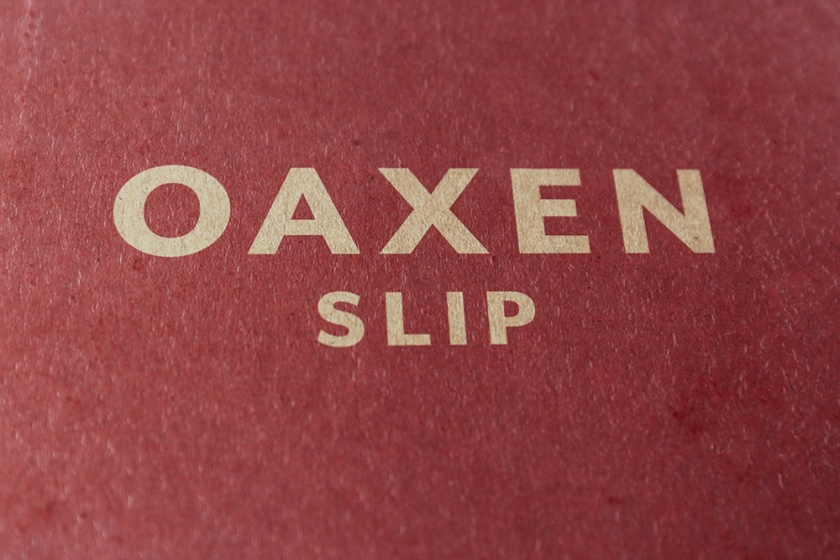 Oaxen Slip Boat Stockholm Best Restaurants menu
