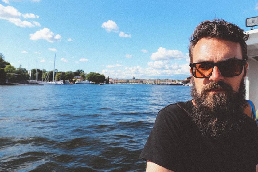 Stockholm Ferry Skymie Phillip Marsden