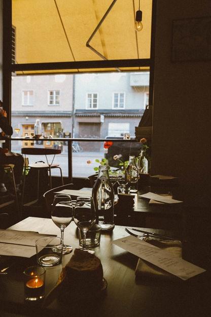 Stockholm Gro Restaurant Vegetarian