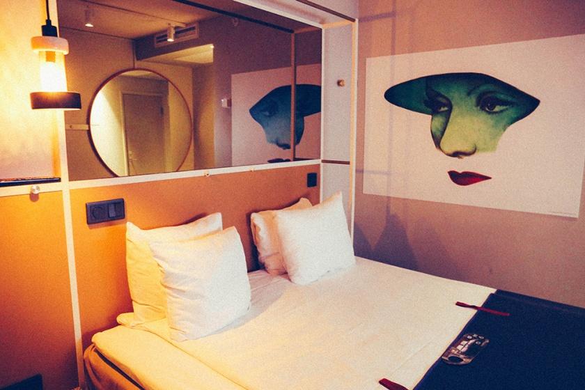 Stockholm HTL Kungsgatan Hotel room Scandinavia