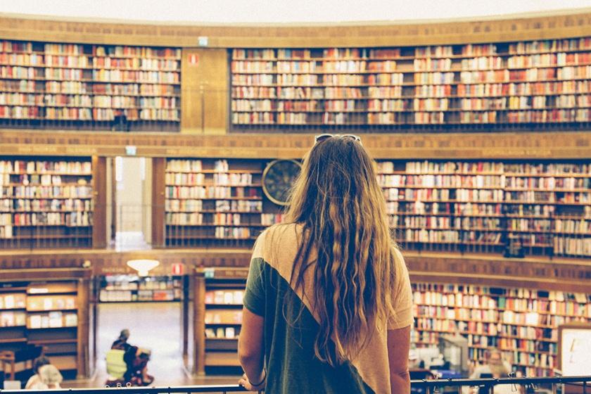Stockholm Library Stadsbibliotek Books Literary Katie