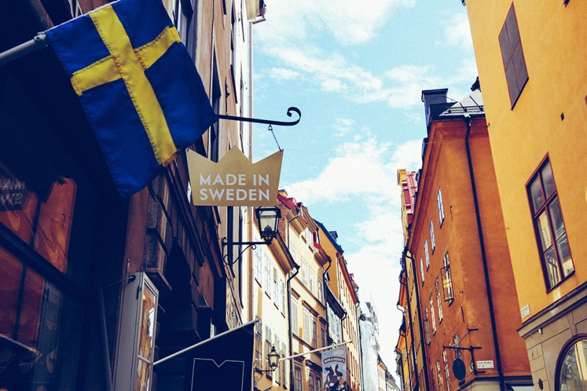Stockholm Old TownMade in Sweden Gamla Stan