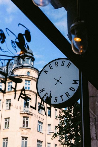 Stockholm Sodermalm FelafelBaren