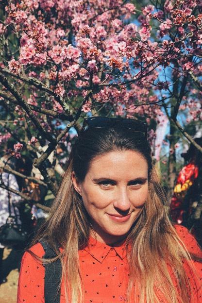 Cherry Blossom Festival Auburn Sydney Katie Mayor