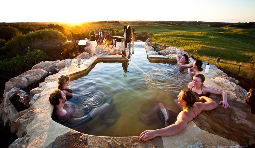 Peninsula Hot Springs, Mornington Peninsula, Victoria Source: Australian Traveller Magazine