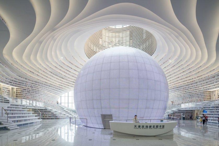 4_Tianjin-Binhai-Public-Library