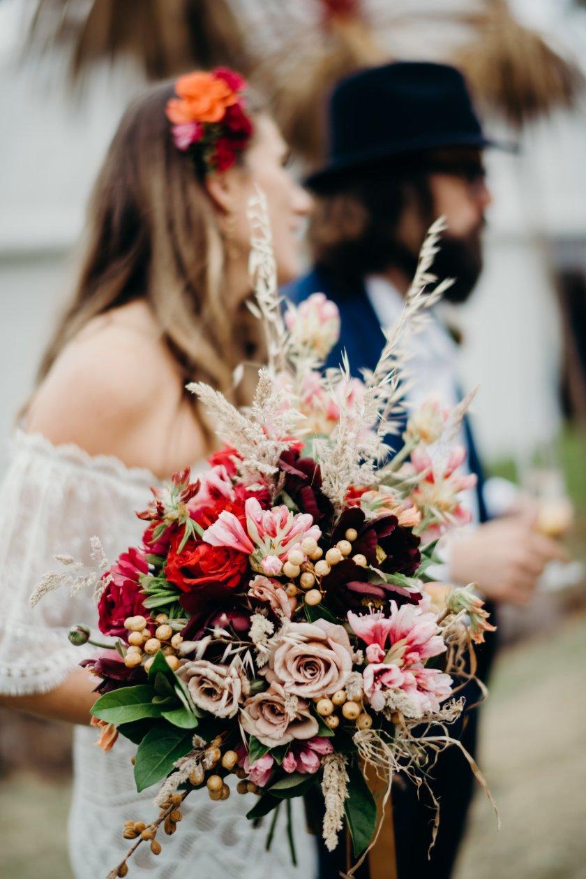 Australia best weddings folk + follow kiama Kate and Phil bush bank Jasmine Christie