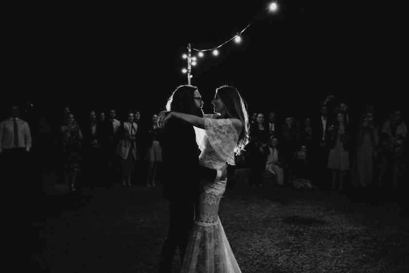 Australia best weddings folk + follow kiama Kate and Phil