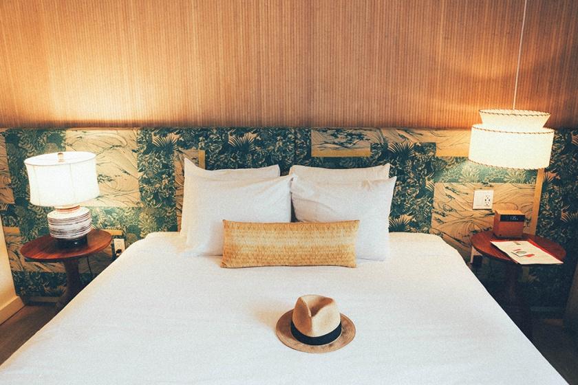 Surfjack Waikiki Best Hotels Hipster Honolulu Hawaii best room