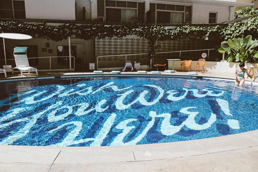 Surfjack Waikiki Honolulu Best Hotels pool